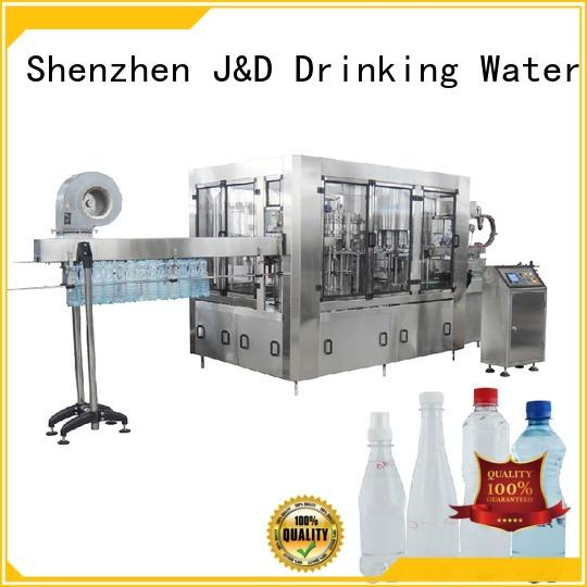 larger capacity small bottle filling machine convenient for juice