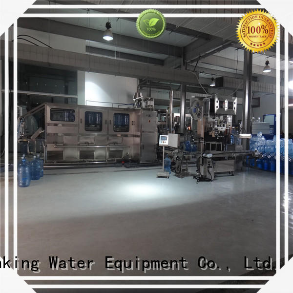 water bottling machine prices capping gallon bottling equipment J&D WATER Brand