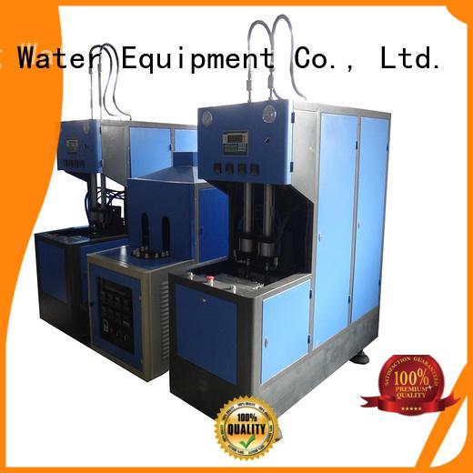 Автоматическая выдувная машина для укупорки полуавтоматических машин J & D WATER