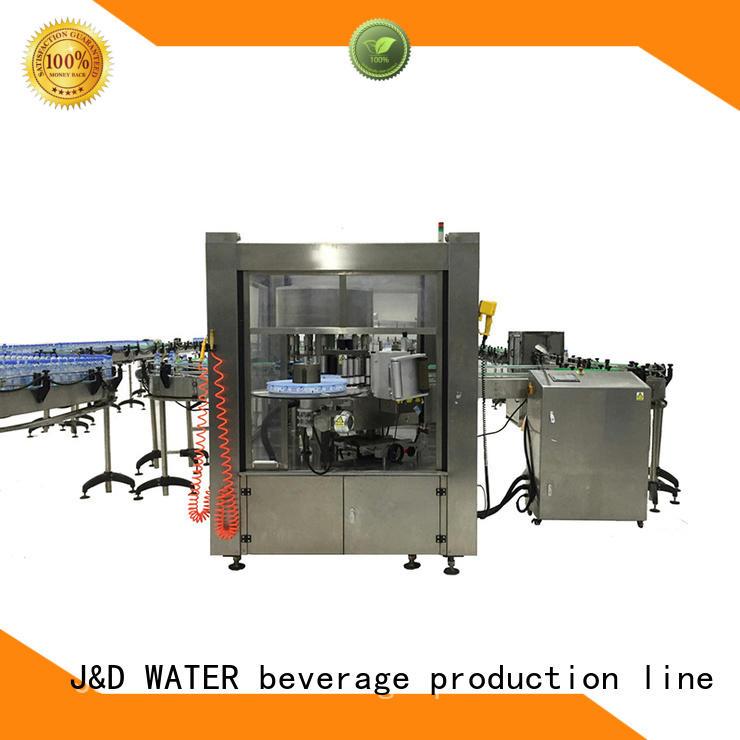 fast semi automatic bottle labeling machine standard for film lables