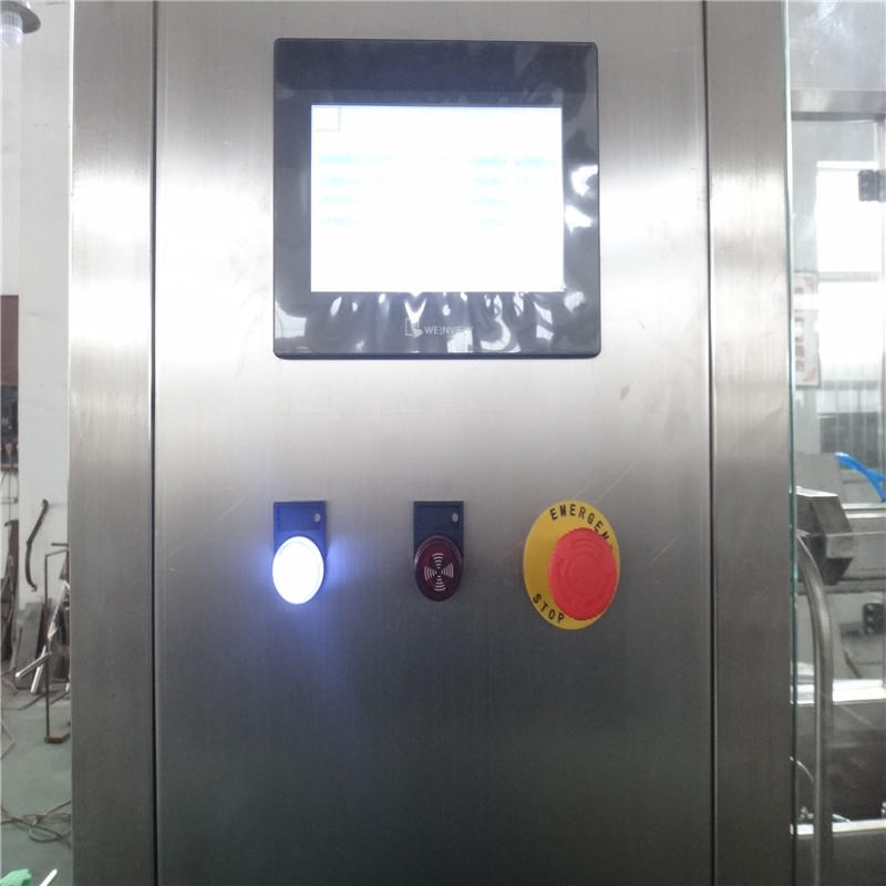 bottle filling machine high accuracy for pure water J&D WATER-2