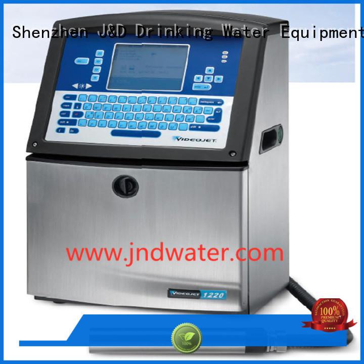 J&D WATER Brand company
