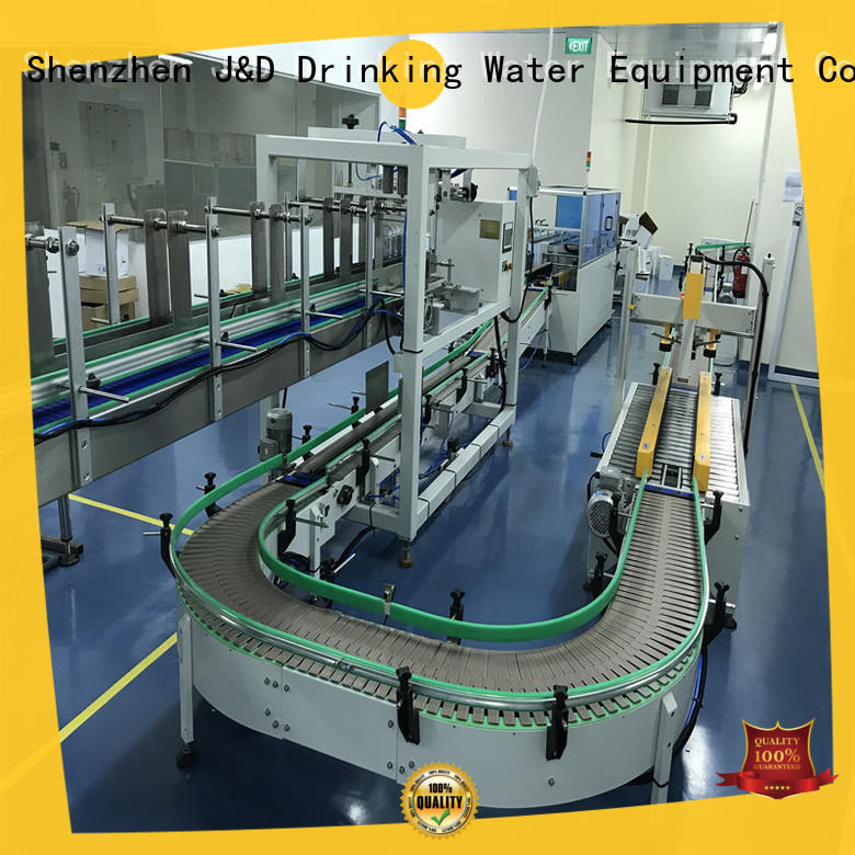 J&D WATER intelligent cartoning equipment high quality for sugar