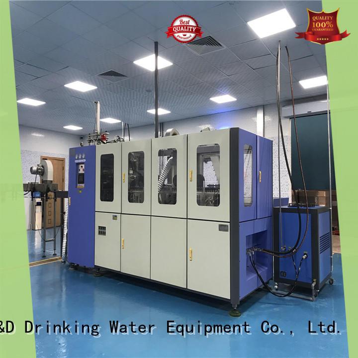 pet blow moulding machine automatic oil J&D WATER
