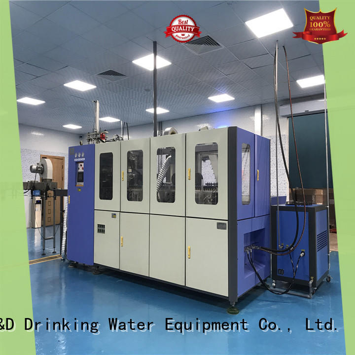 pet blow moulding machine automatic oil J&D WATER