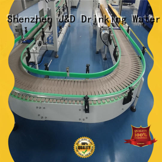 J&D WATER chain conveyor chain manufacturers stability for daily chemical