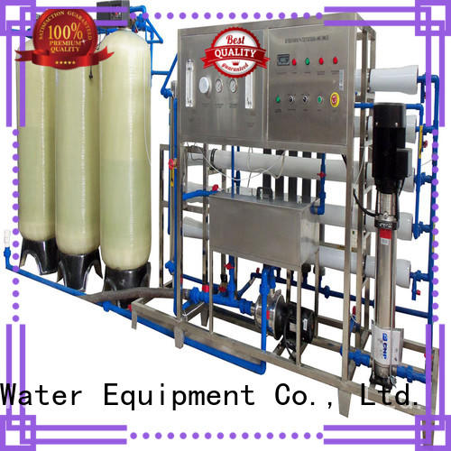 steel reverse osmosis machine manual wash for industrial waste treatment