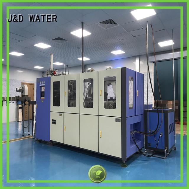 pet bottle blowing machine effortlessly for PET plastic J&D WATER