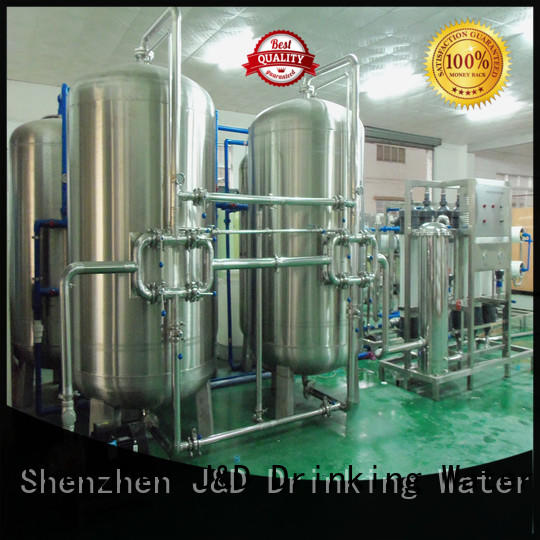 energy saving mineral water plant machinery softener Mineral Water