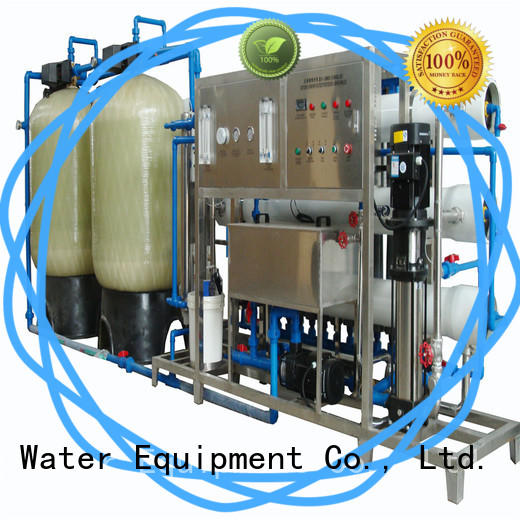 treatment ro water machine filter for water treatment J&D WATER