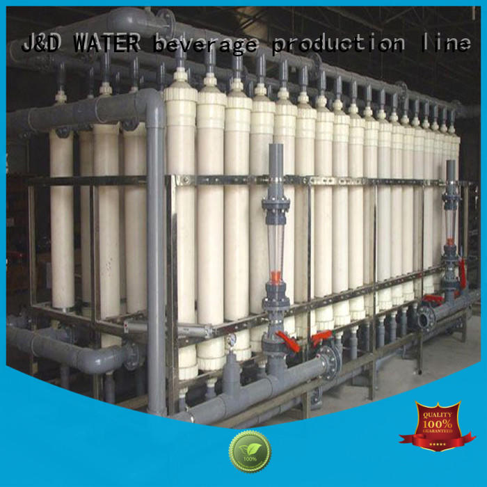 J&D WATER water filter machine With Stainless Steel for treatment plants