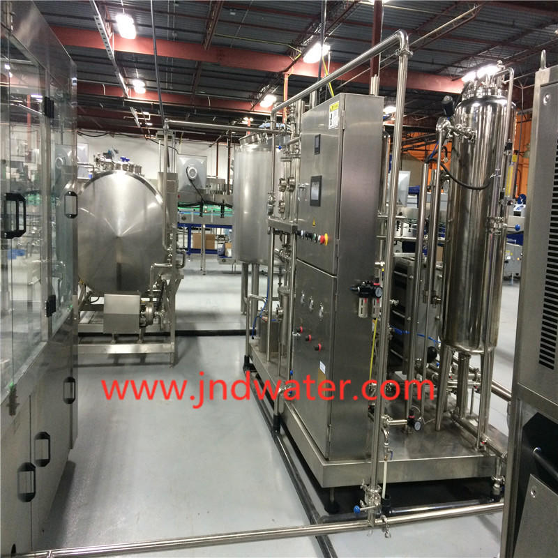 JD WATER-High-quality Carbonated Washingfillingcapping Machine Factory