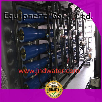 seawater machine desalination filter desalination J&D WATER company