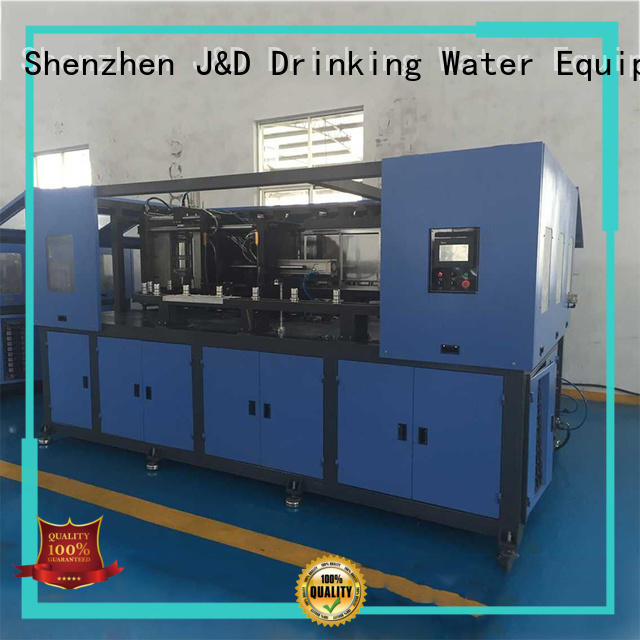 blow blow moulding machine CE standard for blowing machine J&D WATER