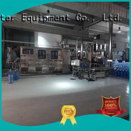 J&D WATER easy operation industrial bottling machine engineering for milk