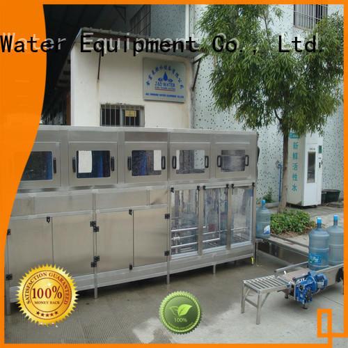 Hot water bottling machine prices bottle J&D WATER Brand
