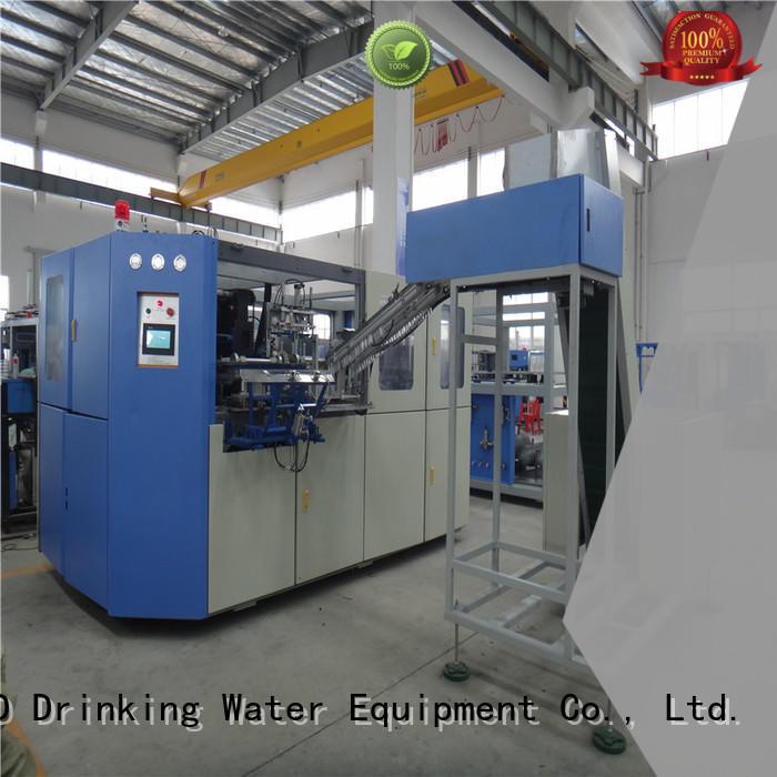 molding pet blow moulding machine effortlessly for PET plastic J&D WATER