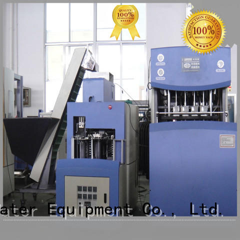 energy saving plastic blow moulding machine factory mineral water bottles,