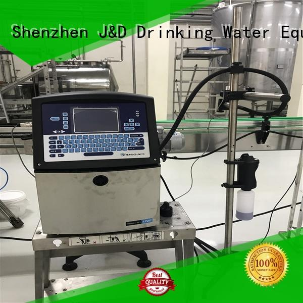 standard buy printer high-definition screen plastics J&D WATER