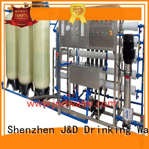 обратная обработка воды осмос ro вода машина J & D WATER Brand