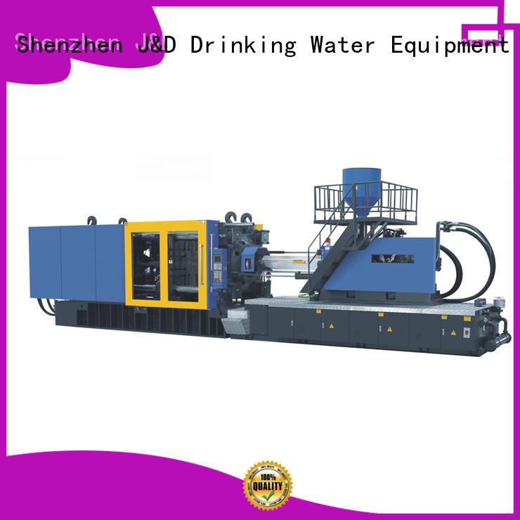 plastic injection moulding machine manufacturers plastic machine molding Warranty J&D WATER