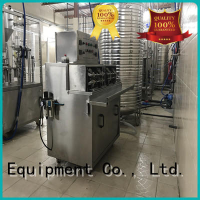 J&D WATER bagging machine complete function for container