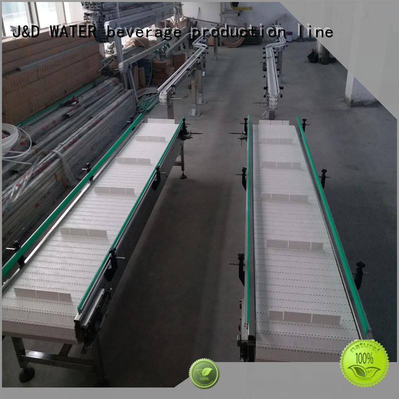 easy operation chain conveyor stainless steel for daily chemical