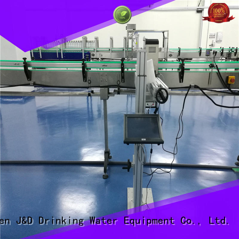coding validity date printing machine date for cardboard J&D WATER
