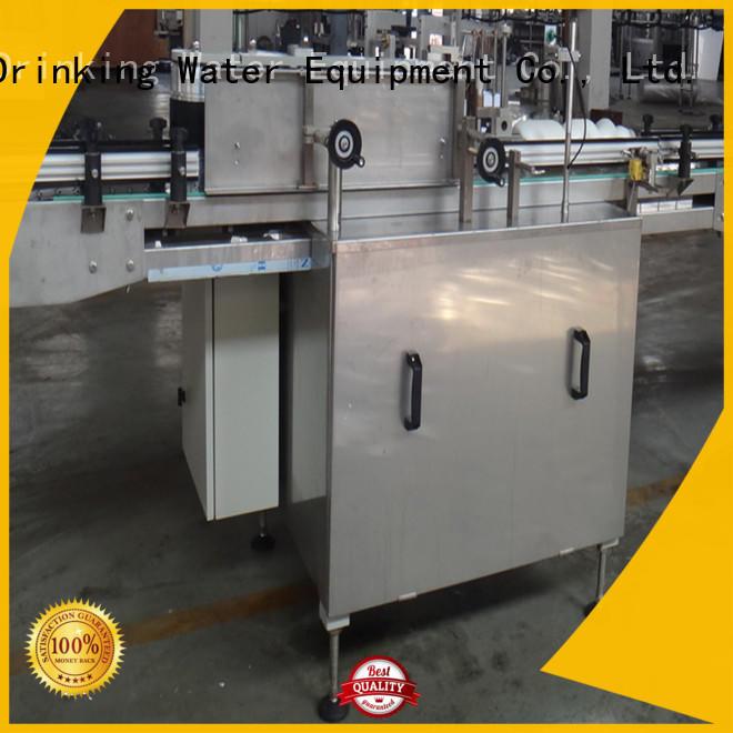 glue labeling labeling machine manufacturer machine J&D WATER company