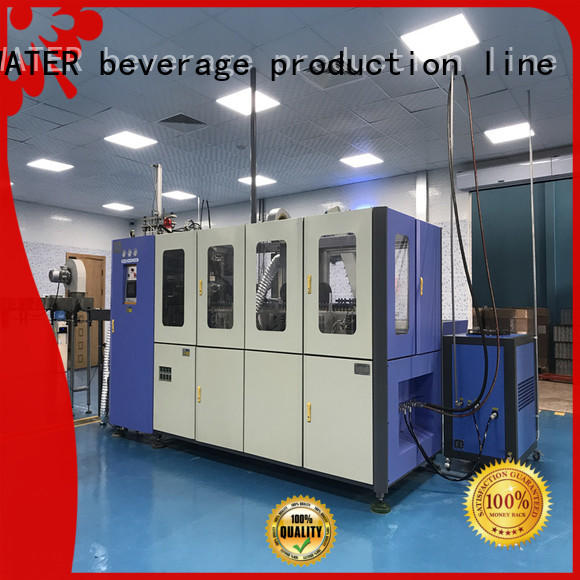 J&D WATER Customized injection blow moulding machine for sale for oil