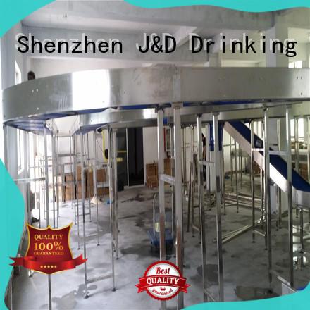 J&D WATER jndwater slat conveyor stainless steel for food