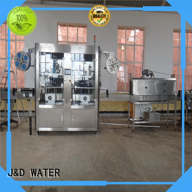 fast automatic labeling machine standard for plastic bottle