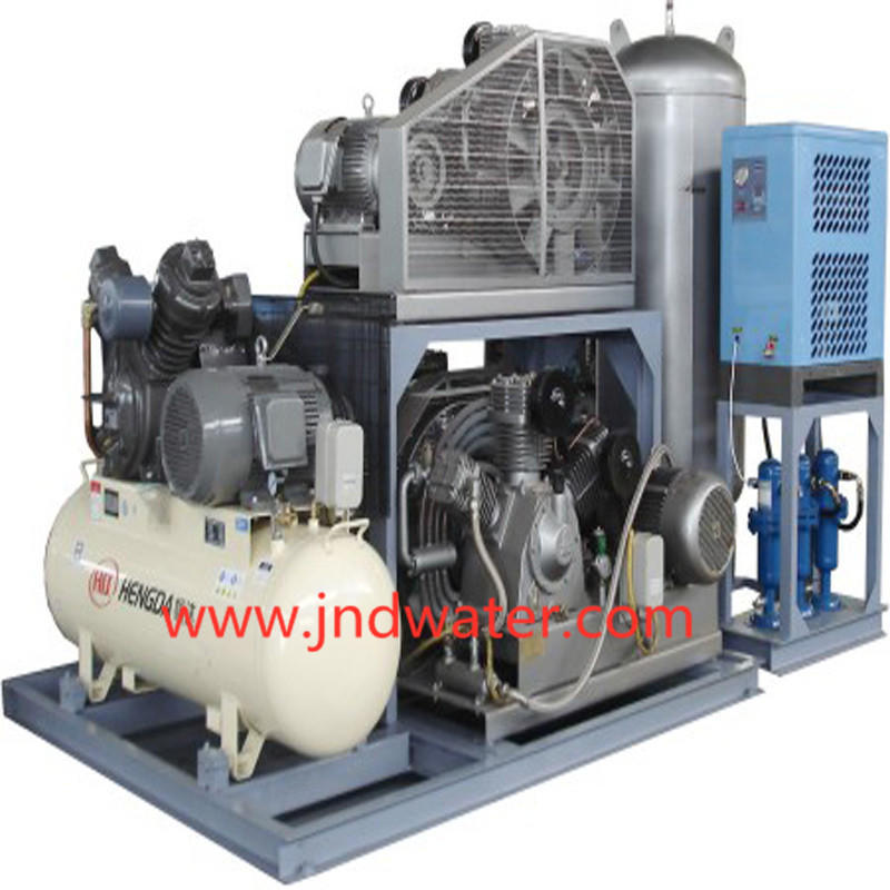 J&D WATER energy saving plastic blow moulding Blowing for blowing machine-1