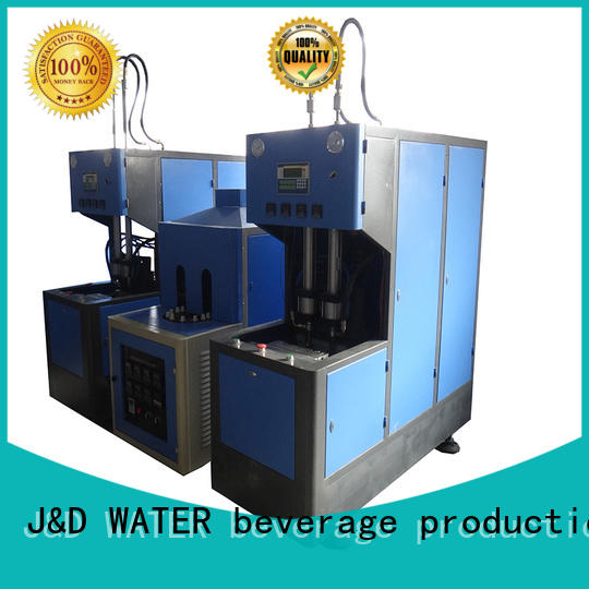 J&D WATER bottle blowing machine Blowing for blowing machine