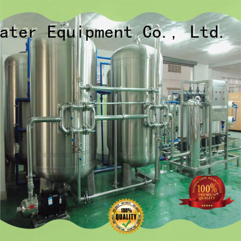 mineral water purification machine mineral for industry J&D WATER