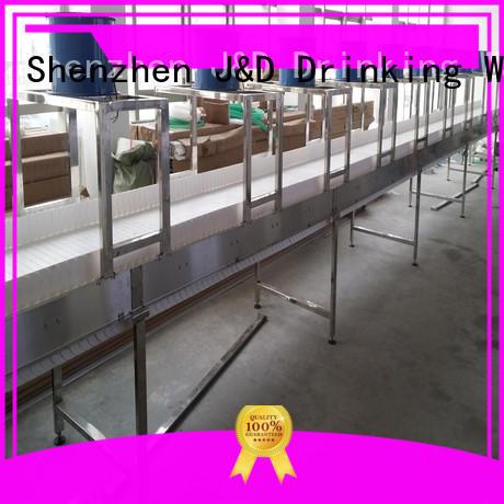 Customized slat conveyor high efficiency for drinking water