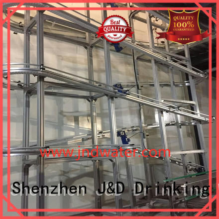 Цепной конвейер J & D WATER Бренд цепной конвейерной ленты
