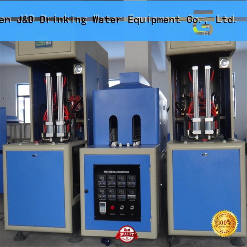 bottle automatic blow moulding machine factory oil bottles J&D WATER