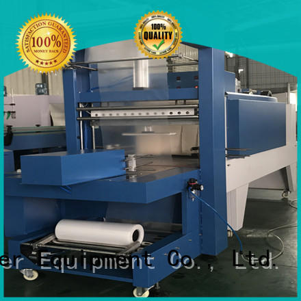 J&D WATER shrink machine reduce cost for beer