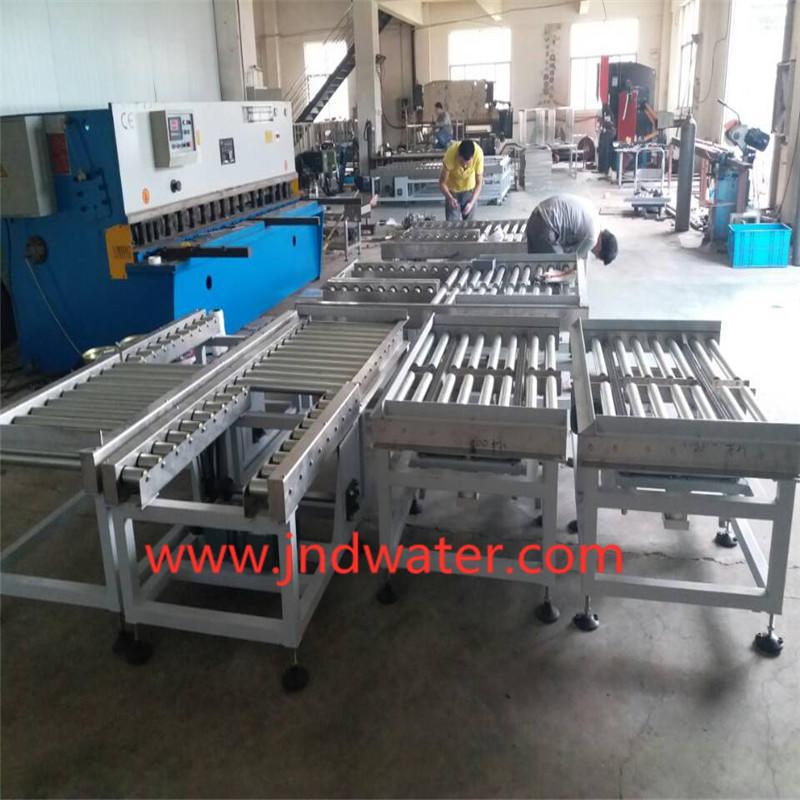 JD WATER-Professional Roller Conveyor Roller Conveyor System Manufacture