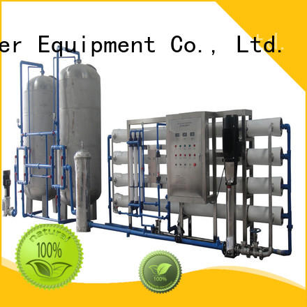 high quality commercial reverse osmosis system With Steel for water treatment