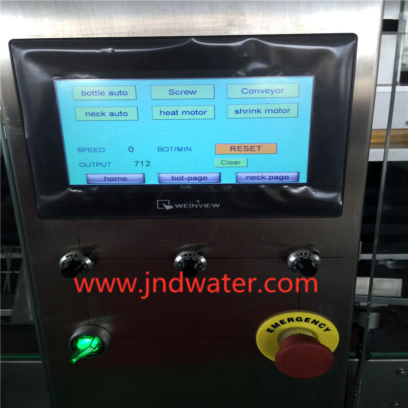 JD WATER-Best Automatic Labeling Machine Auto Shrinkable Bottle Labeling Machine-1