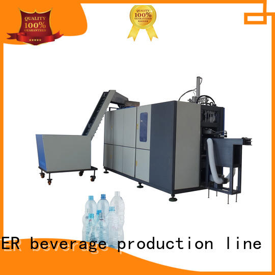 J&D WATER pet blowing machine stable for mineral water