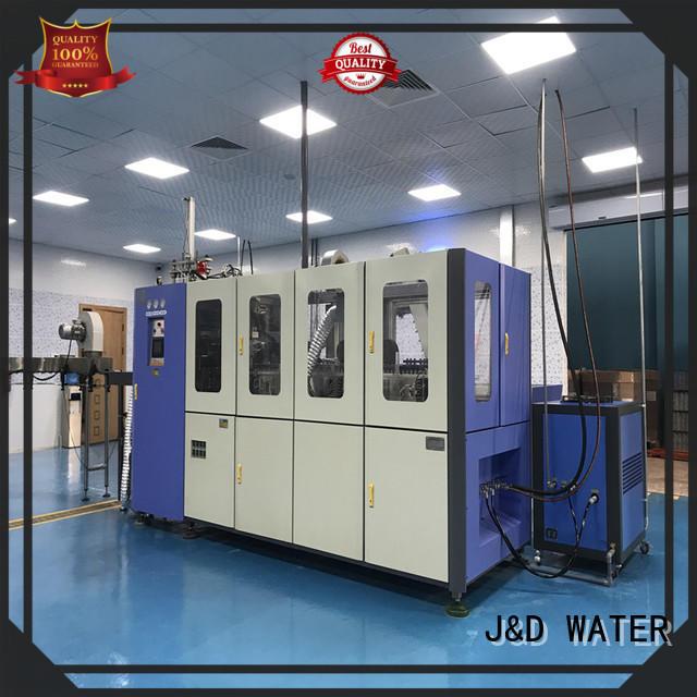 J&D WATER plastic bottle machine for sale for oil