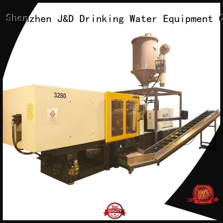 preform plastic injection machine price power for PET preform J&D WATER