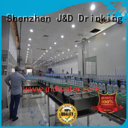 Цепной конвейер из нержавеющей стали марки J & D WATER