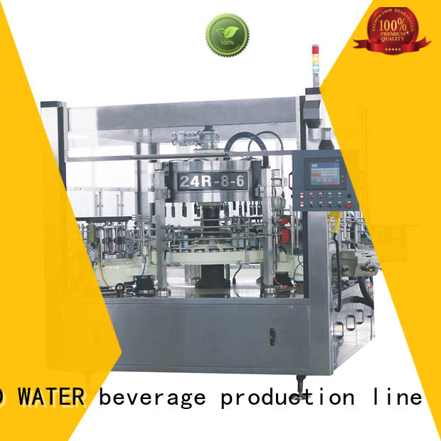 fast bottle labeling machine convenient for metal container