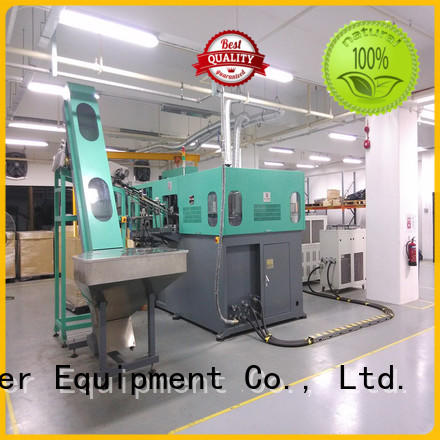 J&D WATER Customized injection blow moulding machine for sale for package