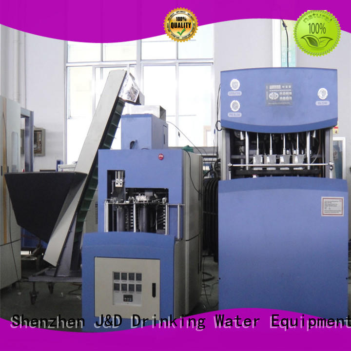 stretch Custom machine blow automatic blow moulding machine J&D WATER semiauto
