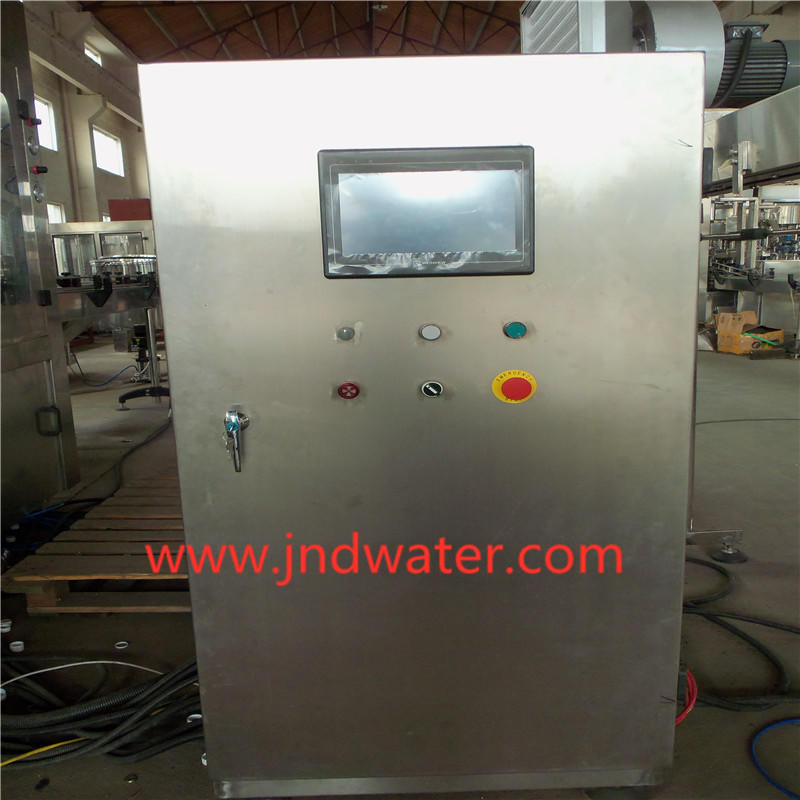 JD WATER-Bottle Capping Machine Jnd Series Carbonated Washing Filling Capping Machine-1